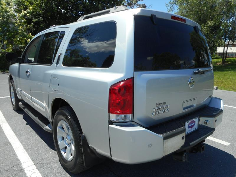 2004 Nissan Armada for sale at Gasoline Alley Auto Sales in Winchester VA