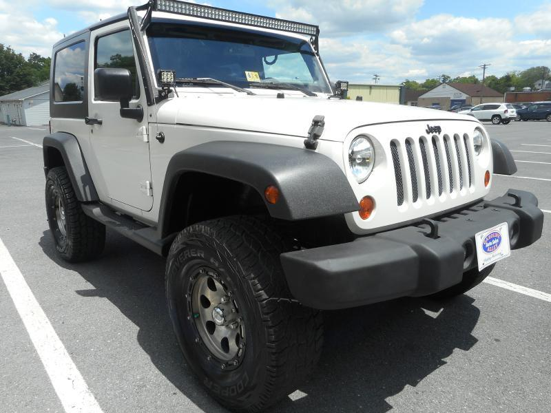 2007 Jeep Wrangler for sale at Gasoline Alley Auto Sales in Winchester VA