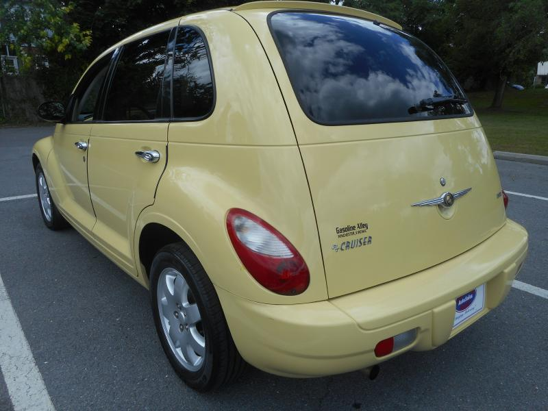 2007 Chrysler PT Cruiser for sale at Gasoline Alley Auto Sales in Winchester VA