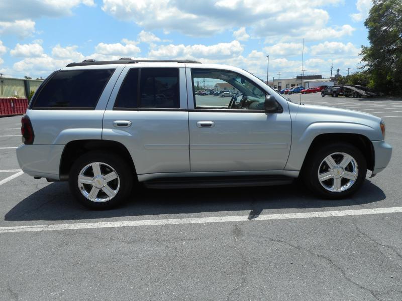 2008 Chevrolet TrailBlazer for sale at Gasoline Alley Auto Sales in Winchester VA