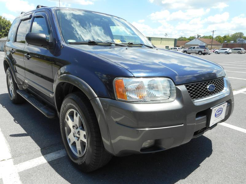 2004 Ford Escape for sale at Gasoline Alley Auto Sales in Winchester VA