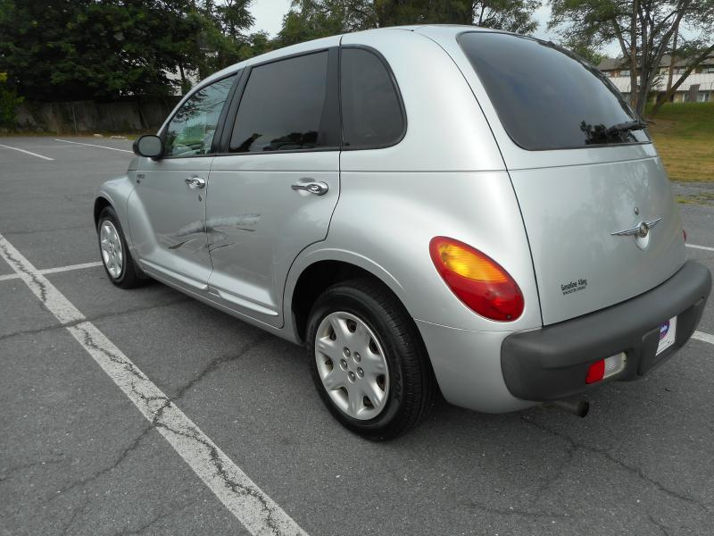 2002 Chrysler PT Cruiser for sale at Gasoline Alley Auto Sales in Winchester VA