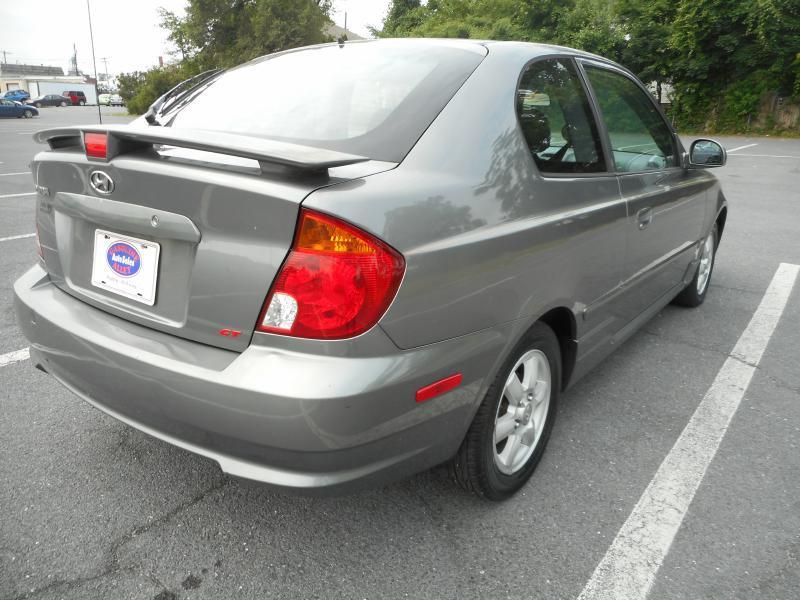 2003 Hyundai Accent for sale at Gasoline Alley Auto Sales in Winchester VA