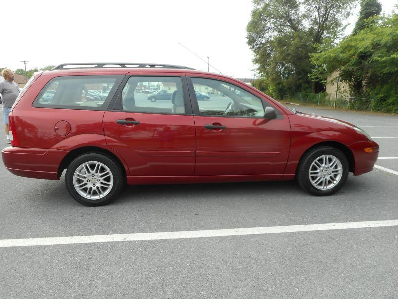 2003 Ford Focus for sale at Gasoline Alley Auto Sales in Winchester VA