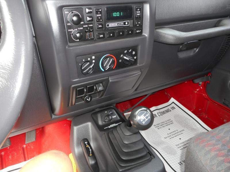 2000 Jeep Wrangler for sale at Gasoline Alley Auto Sales in Winchester VA