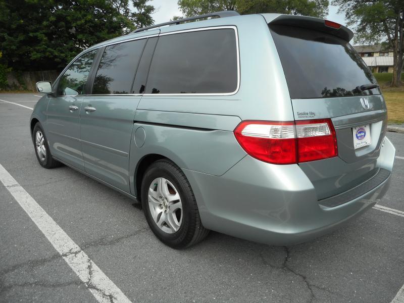 2005 Honda Odyssey for sale at Gasoline Alley Auto Sales in Winchester VA