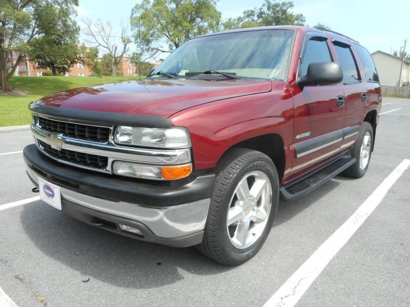 2003 Chevrolet Tahoe for sale at Gasoline Alley Auto Sales in Winchester VA