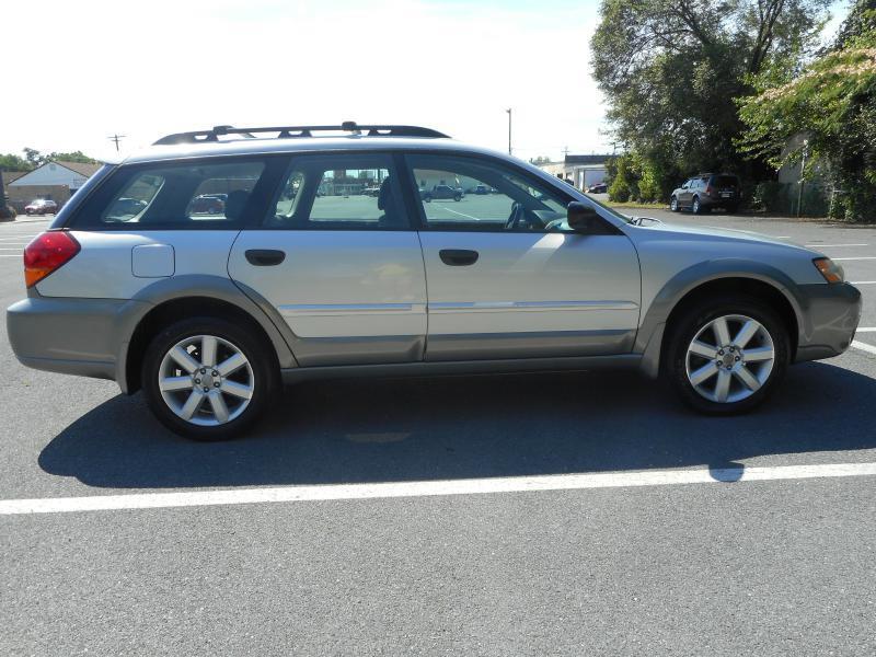 2006 Subaru Outback for sale at Gasoline Alley Auto Sales in Winchester VA