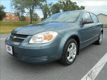 2006 Chevrolet Cobalt for sale at Gasoline Alley Auto Sales in Winchester VA