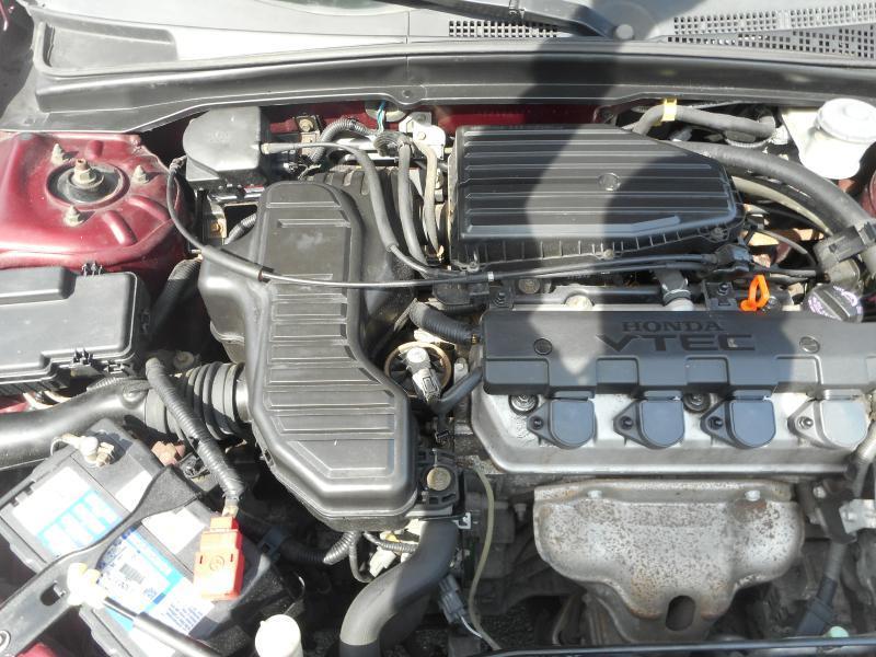2002 Honda Civic for sale at Gasoline Alley Auto Sales in Winchester VA