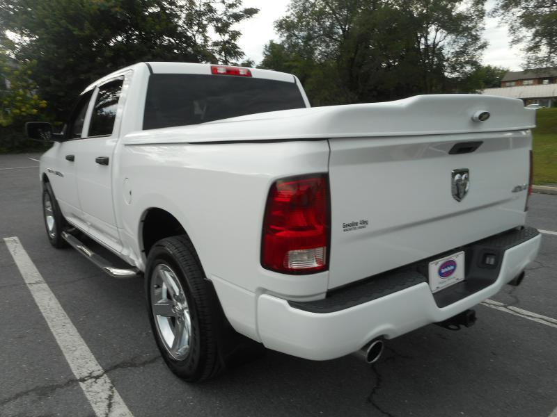 2012 RAM Ram Pickup 1500 for sale at Gasoline Alley Auto Sales in Winchester VA