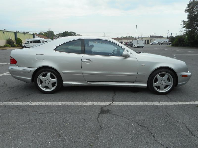 1999 Mercedes-Benz CLK for sale at Gasoline Alley Auto Sales in Winchester VA