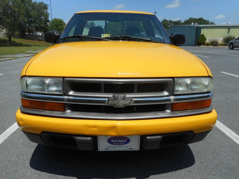 2003 Chevrolet S-10 for sale at Gasoline Alley Auto Sales in Winchester VA