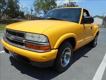 2003 Chevrolet S-10 for sale at Gasoline Alley Auto Sales in Winchester VA