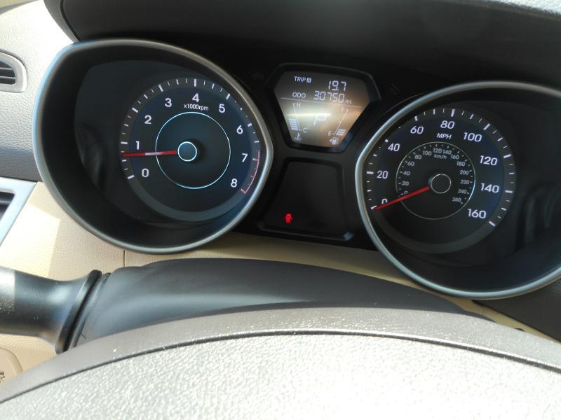 2013 Hyundai Elantra for sale at Gasoline Alley Auto Sales in Winchester VA