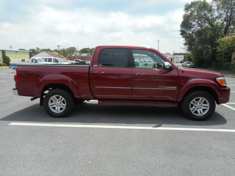 2005 Toyota Tundra for sale at Gasoline Alley Auto Sales in Winchester VA