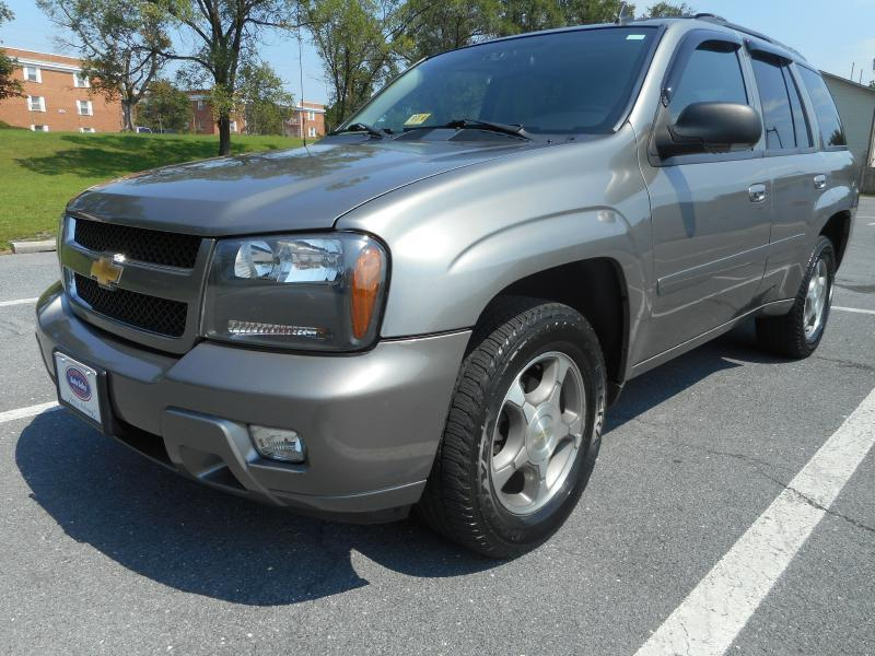 2006 Chevrolet TrailBlazer for sale at Gasoline Alley Auto Sales in Winchester VA