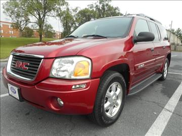 2005 GMC Envoy XL for sale at Gasoline Alley Auto Sales in Winchester VA