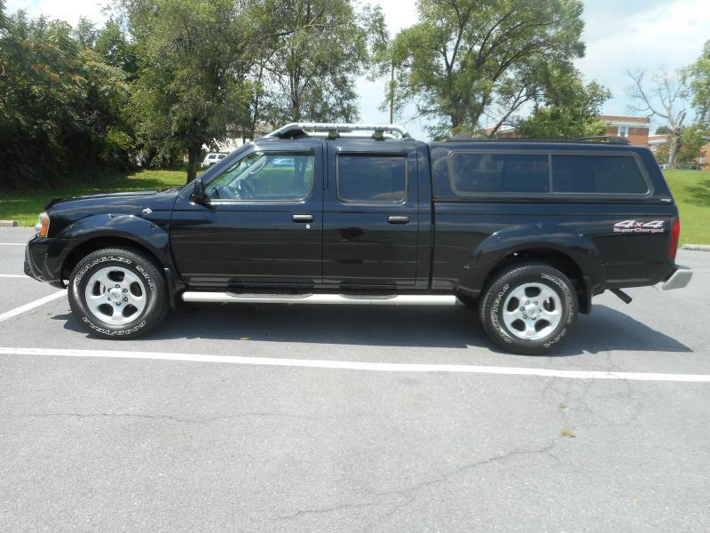 2004 Nissan Frontier for sale at Gasoline Alley Auto Sales in Winchester VA
