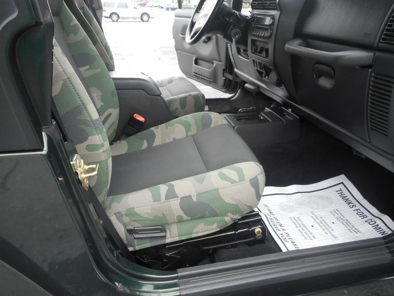 2005 Jeep Wrangler for sale at Gasoline Alley Auto Sales in Winchester VA