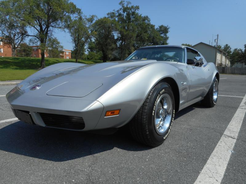 1974 Chevrolet Corvette for sale at Gasoline Alley Auto Sales in Winchester VA