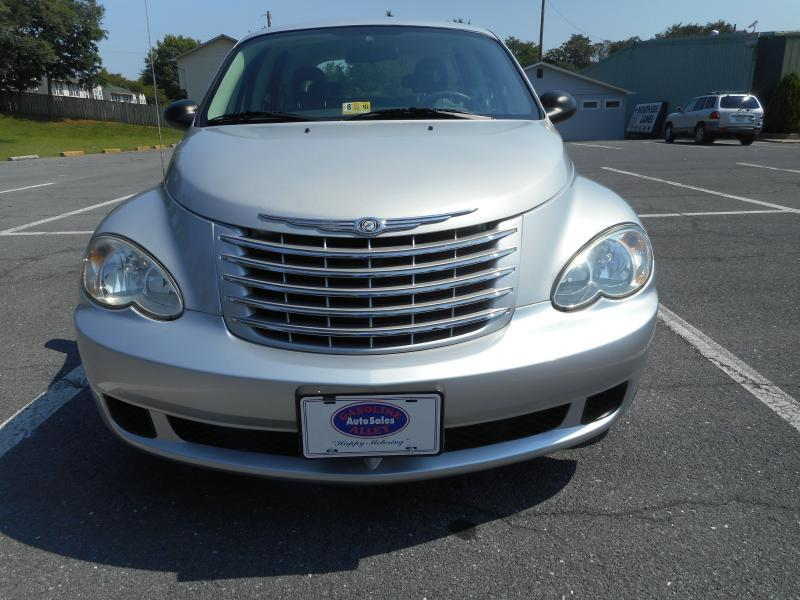 2006 Chrysler PT Cruiser for sale at Gasoline Alley Auto Sales in Winchester VA