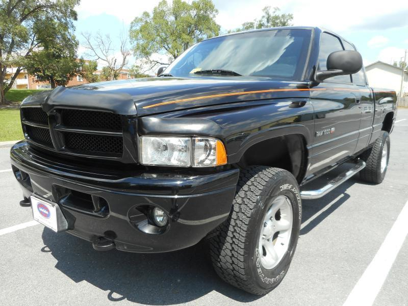 2001 Dodge Ram Pickup 1500 for sale at Gasoline Alley Auto Sales in Winchester VA