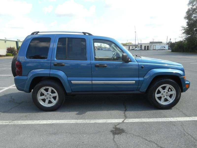 2006 Jeep Liberty for sale at Gasoline Alley Auto Sales in Winchester VA
