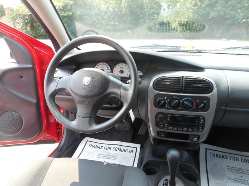 2005 Dodge Neon for sale at Gasoline Alley Auto Sales in Winchester VA