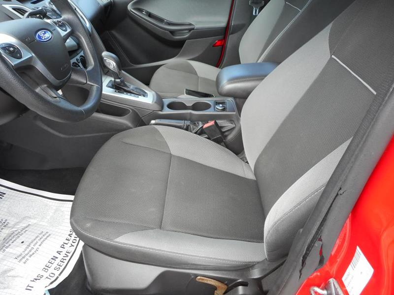 2012 Ford Focus for sale at Gasoline Alley Auto Sales in Winchester VA