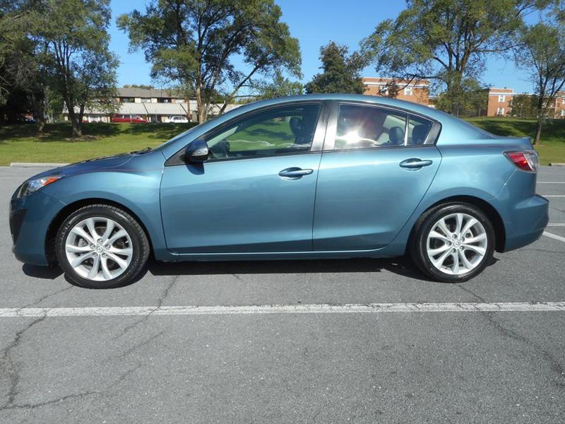 2010 Mazda MAZDA3 for sale at Gasoline Alley Auto Sales in Winchester VA