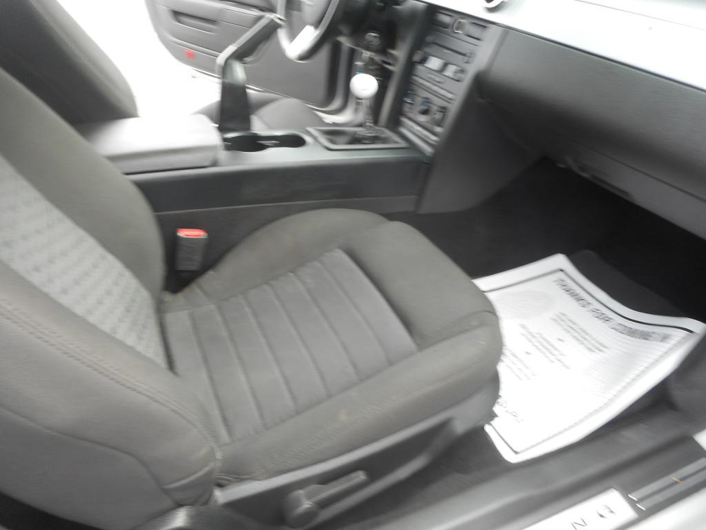 2007 Ford Mustang for sale at Gasoline Alley Auto Sales in Winchester VA