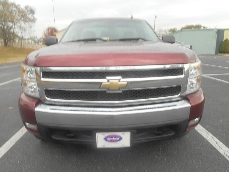 2008 Chevrolet Silverado 1500 for sale at Gasoline Alley Auto Sales in Winchester VA
