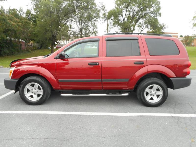 2006 Dodge Durango for sale at Gasoline Alley Auto Sales in Winchester VA