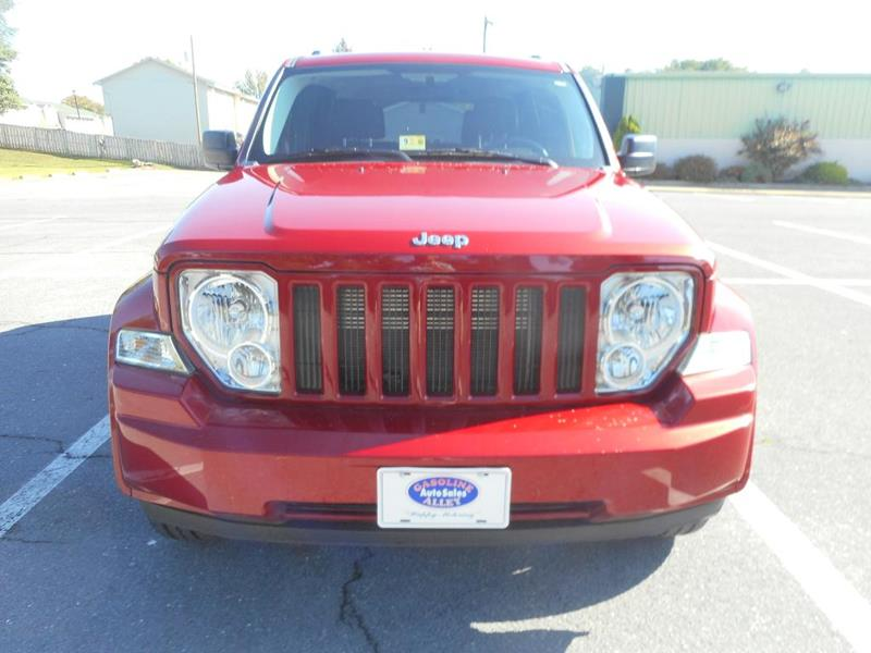 2010 Jeep Liberty for sale at Gasoline Alley Auto Sales in Winchester VA