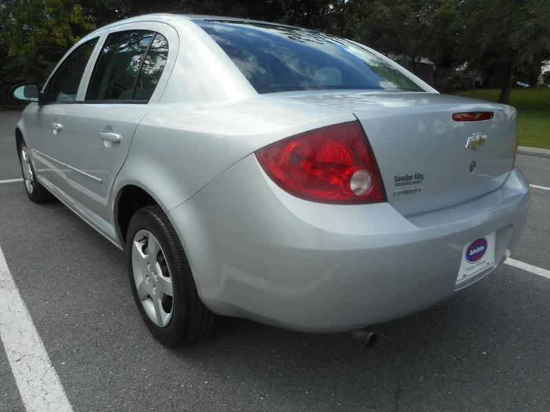 2005 Chevrolet Cobalt for sale at Gasoline Alley Auto Sales in Winchester VA