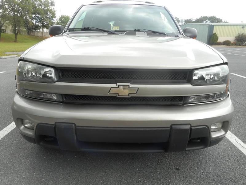 2003 Chevrolet TrailBlazer for sale at Gasoline Alley Auto Sales in Winchester VA
