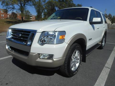 2006 Ford Explorer for sale at Gasoline Alley Auto Sales in Winchester VA