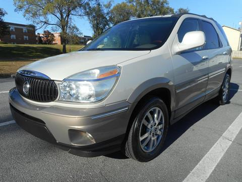 2006 Buick Rendezvous for sale at Gasoline Alley Auto Sales in Winchester VA