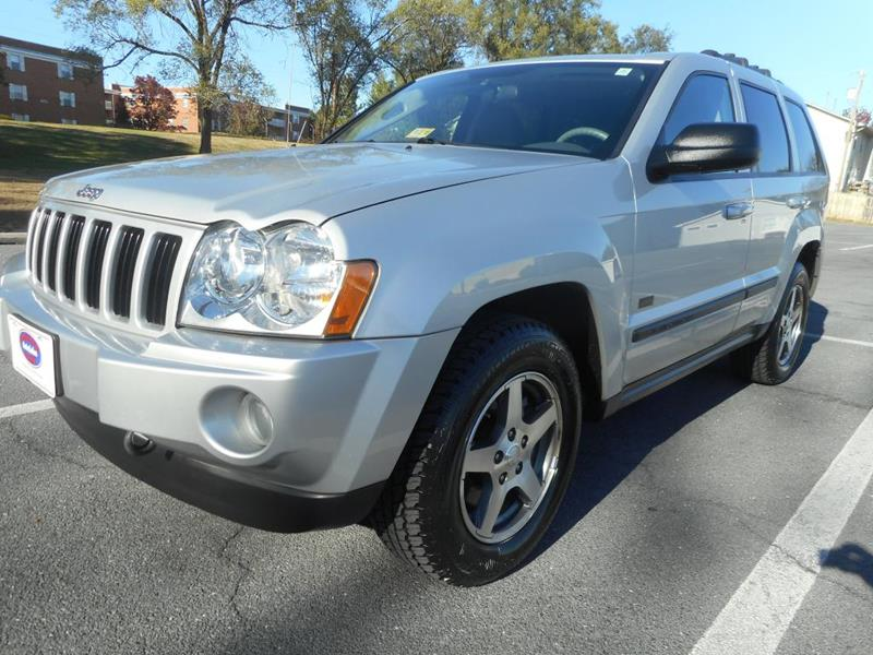 2007 Jeep Grand Cherokee For Sale At Gasoline Alley Auto Sales In  Winchester VA