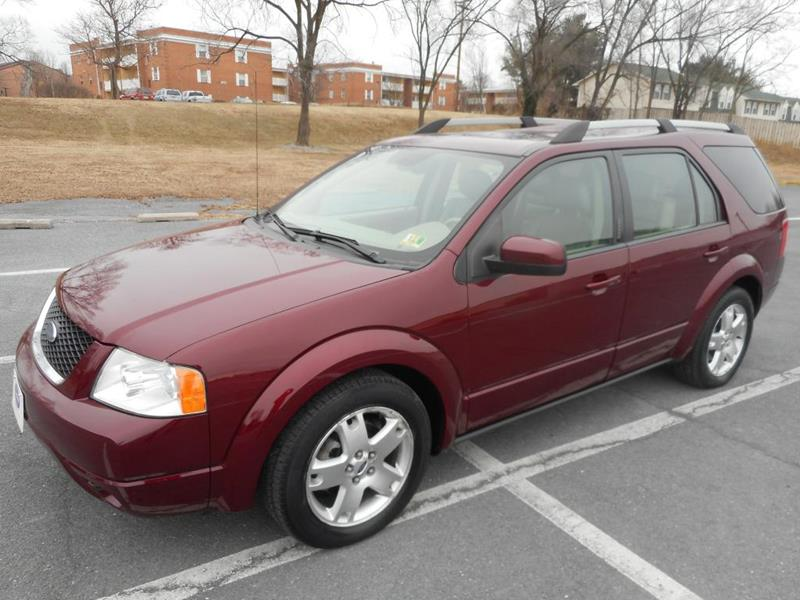 Ford Freestyle Limited In Winchester VA Gasoline Alley Auto - 2005 freestyle