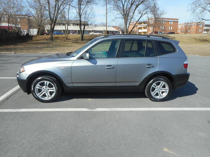 2004 BMW X3 3.0i In Winchester VA - Gasoline Alley Auto Sales