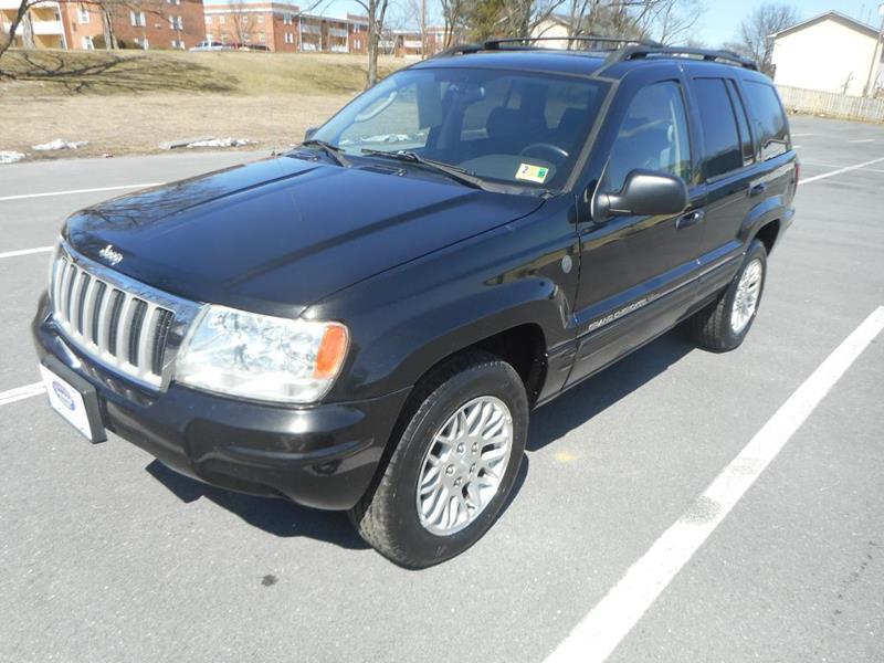 2004 Jeep Grand Cherokee For Sale At Gasoline Alley Auto Sales In  Winchester VA
