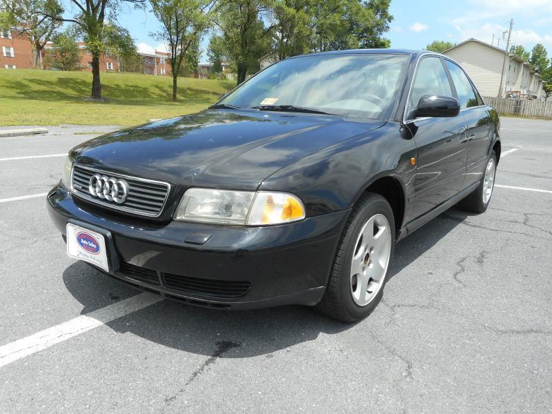 Audi A Quattro In Winchester VA Gasoline Alley Auto Sales - 1998 audi a4