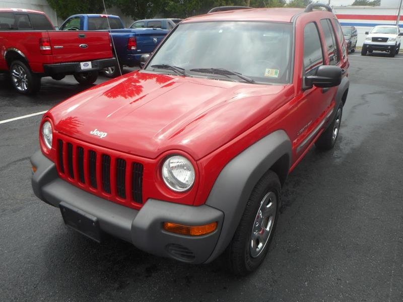 2002 Jeep Liberty For Sale At Gasoline Alley Auto Sales In Winchester VA