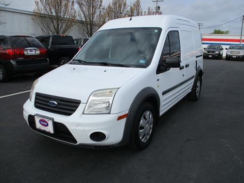 82aa5fad4c 2010 Ford Transit Connect for sale at Gasoline Alley Auto Sales in  Winchester VA