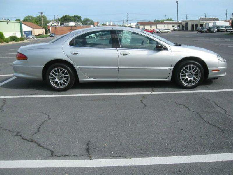 2004 Chrysler Concorde for sale at Gasoline Alley Auto Sales in Winchester VA