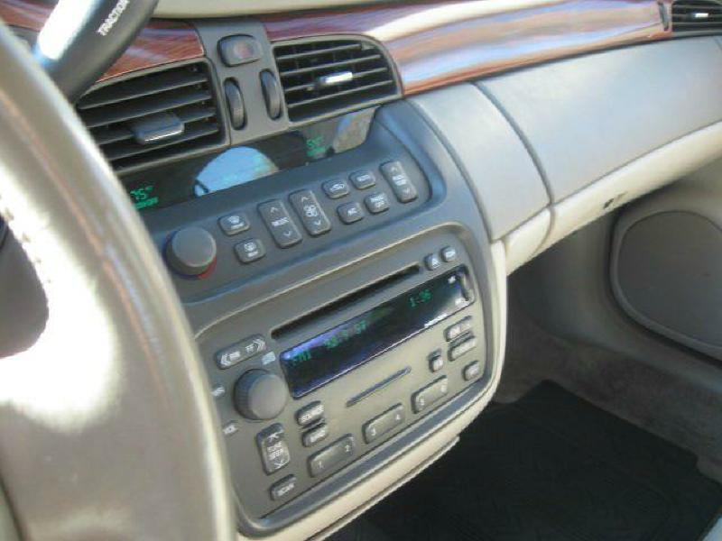 2004 Cadillac DeVille for sale at Gasoline Alley Auto Sales in Winchester VA
