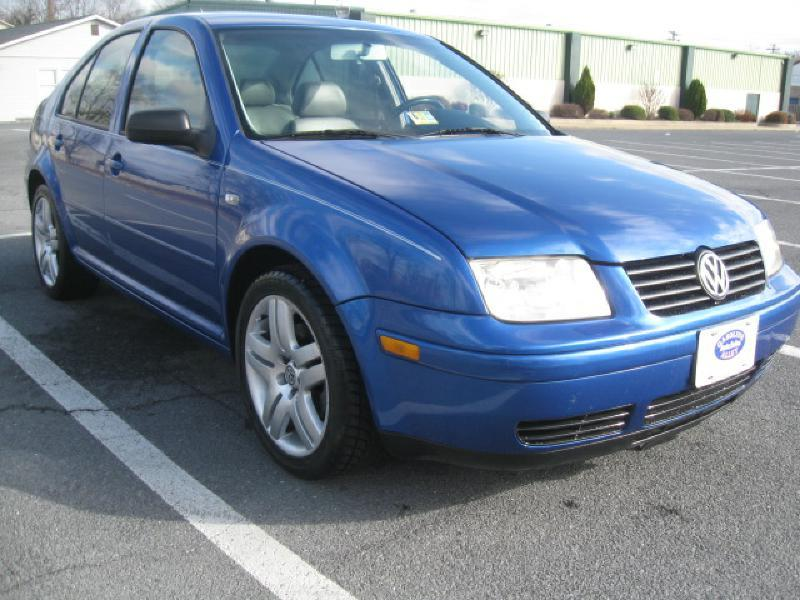 2001 Volkswagen Jetta for sale at Gasoline Alley Auto Sales in Winchester VA