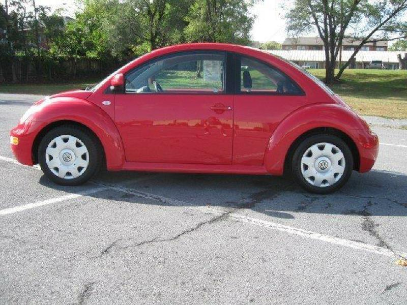 2000 Volkswagen New Beetle for sale at Gasoline Alley Auto Sales in Winchester VA